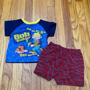 Bob the Builder PJ Set